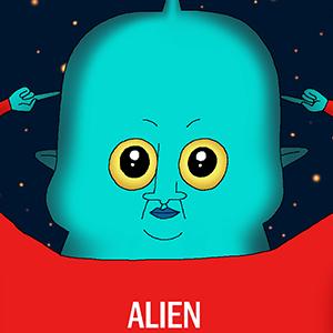 전학생은 외계인