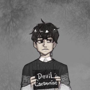 악마의  만화가